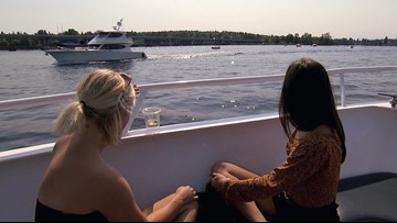Sip and savor aboard Argosy Cruises' Lake Union wine tasting tour