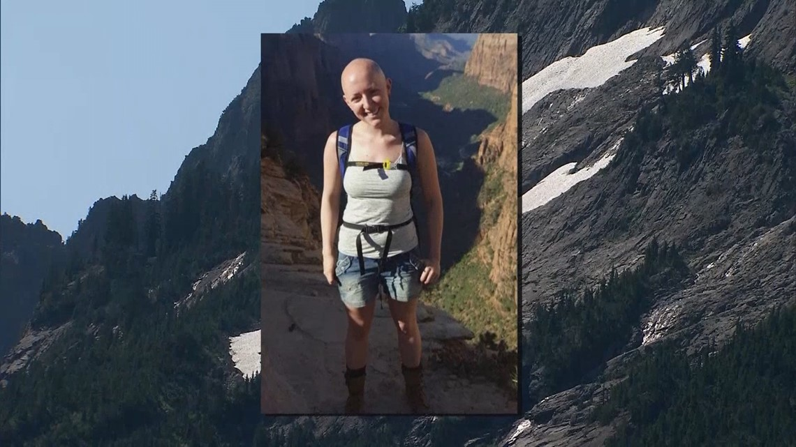 Resultado de imagen para Search for missing hiker in North Cascades continues on Tuesday