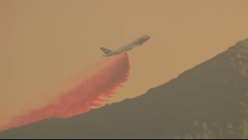 Battling wildfires by air paying off for Washington crews