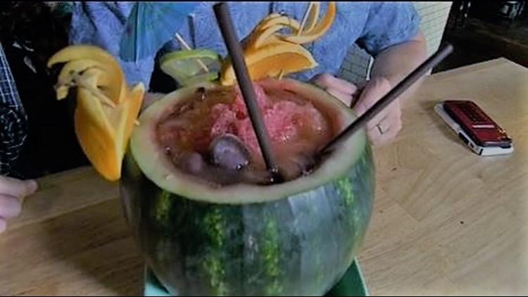 SUIKA Seattle Watermelon Tiki