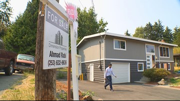 Some Seattle home prices dropping by $100K in market 'correction'