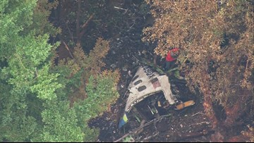 Worker intentionally crashed plane stolen from Sea-Tac Airport, FBI probe finds