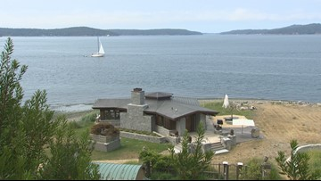 Blakely Island retreat is a four-for-one deal with a beach house of your dreams - Unrealestate
