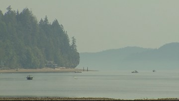 Puget Sound air quality 'unhealthy' in some areas