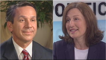 Rossi, Schrier hit the streets in final days of 8th Congressional District campaign
