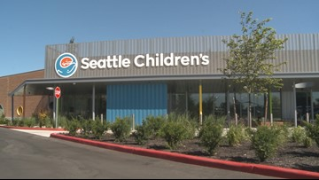 New Seattle Children's clinic opens in Everett