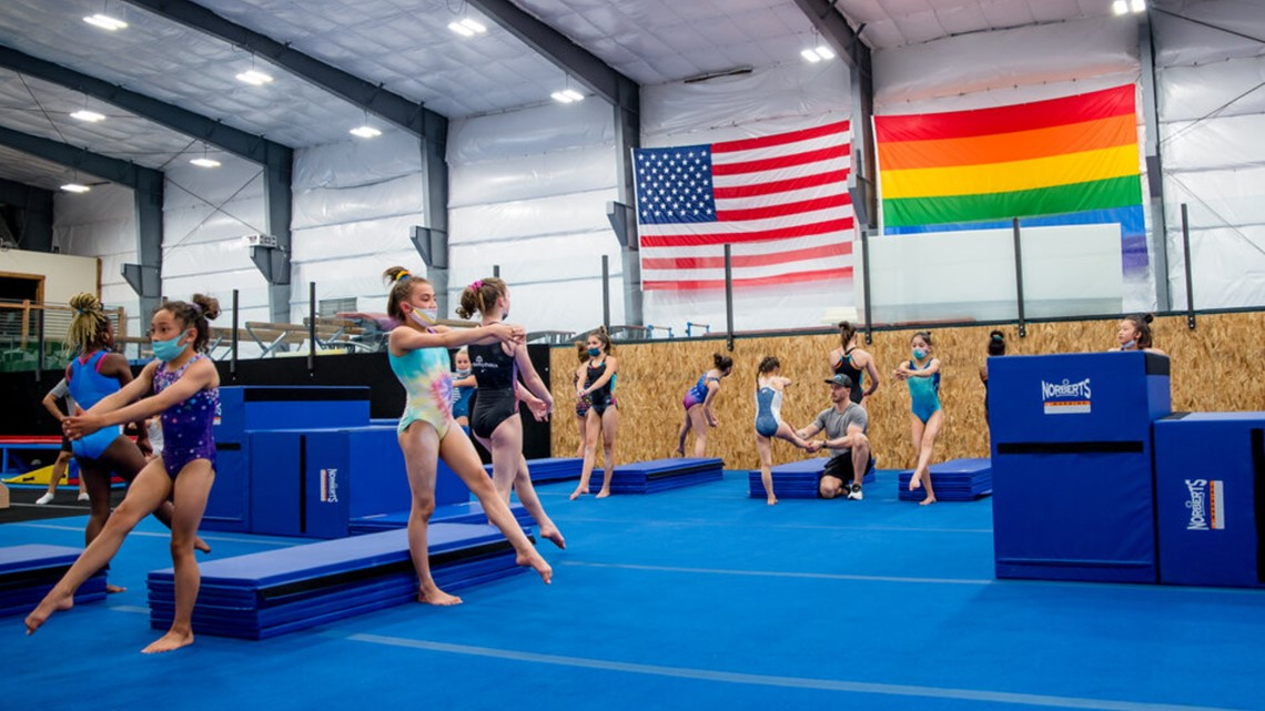 Woodinville gymnastics facility seeks to create a 'safe space' for athletes