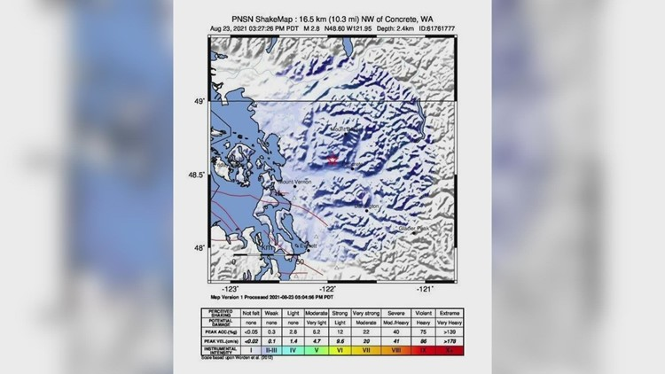Earthquakes keep shaking this Skagit County valley