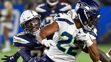 Is there room for running back C.J. Prosise on the Seahawks roster?
