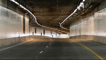 SR 99 tunnel toll rates will range from $1 to $2.25 in Seattle