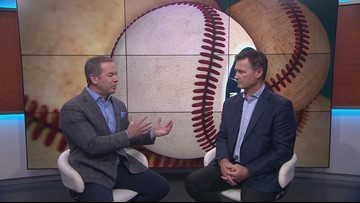 Mariners manager Scott Servais on King Felix & the rotation