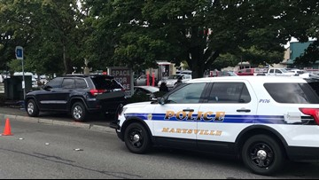 14-year-old driver and dad face charges after SUV struck woman and baby in Marysville