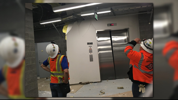 Testing incident causes damage to Seattle SR 99 tunnel operations building