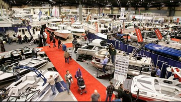 Ahoy! The Seattle Boat Show has landed!
