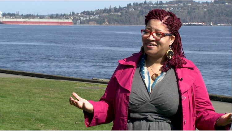 City of Tacoma names 2021-2023 Poet Laureate