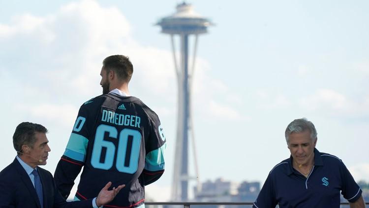 Kraken sign 3 Expansion Draft picks to new deals