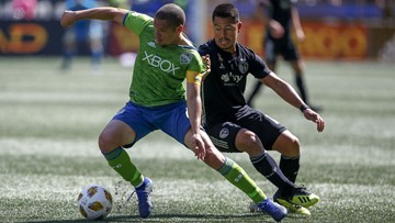Sounders win 8th straight, rallying to beat Sporting KC 3-1