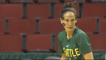 So I Broke My (Expletive) Nose | By Seattle Storm's Sue Bird