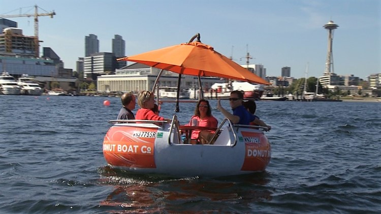 How to get out on the water in Seattle without owning a boat