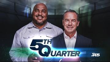 Hall-of-famer Walter Jones tells a story about slapping former Seahawks QB Matt Hasselbeck