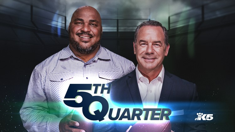Paul Silvi & Walter Jones to co-host KING 5's The 5th Quarter