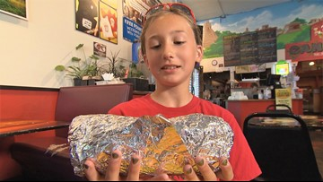 Check out the internet-famous burrito from Casa Que Pasa in Bellingham