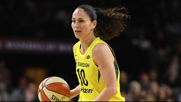 Seattle Storm's Sue Bird will return next season