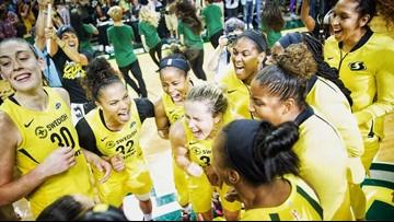 Seattle, Washington DC mayors bet on WNBA Finals