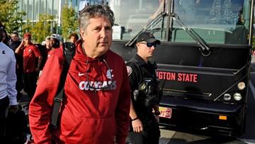 WSU football coach Mike Leach hinting he may teach class