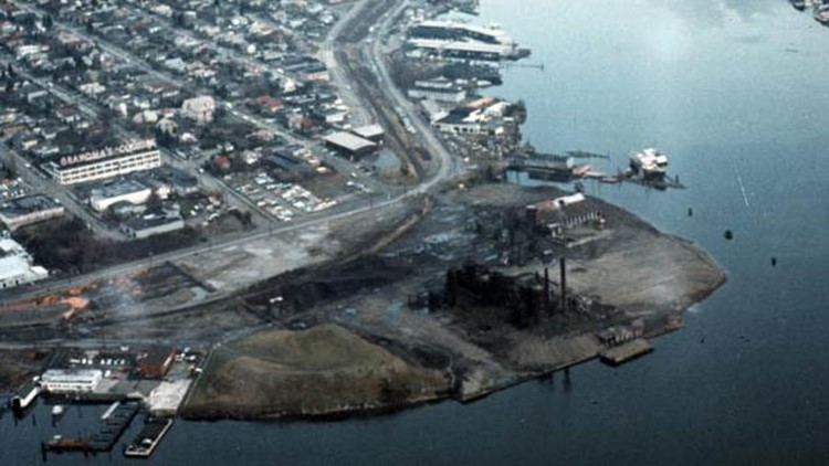 Gas Works Park 1973