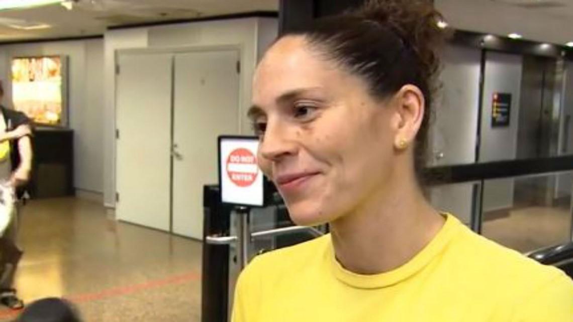 Sue Bird won't visit the White House after winning WNBA championship