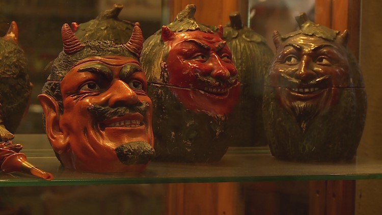The devil gets his due at this Vancouver museum