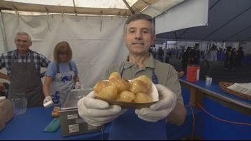 Greek Donuts just part of the fun at St. Demetrios Greek Festival