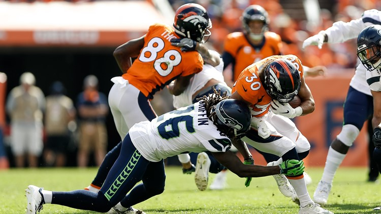 The Seattle Seahawks head to Chicago this weekend to square off against the Bears Monday night. From the looks of the Friday practice report, they could be down a few starters on the defensive side of the ball.