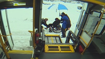 Thurston County transit gets dialysis patients to appointments despite record snowfall