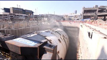 Students who named Seattle boring machine 'Bertha' now in high school