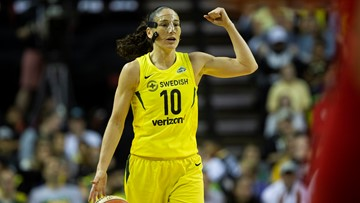 Sue Bird highlights US women's world cup roster