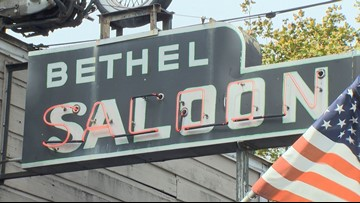 Bethel Saloon, a popular biker bar in Port Orchard - Five Star Dive Bars