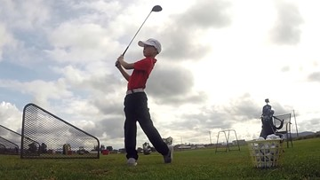 Snohomish 8-year-old golfer on his way to The Masters