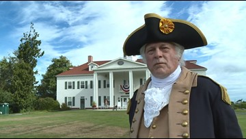 The Revolutionary War comes to the PNW at Port Angeles