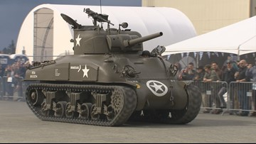 Flying Heritage & Combat Armor Museum puts a new spin on Oktoberfest