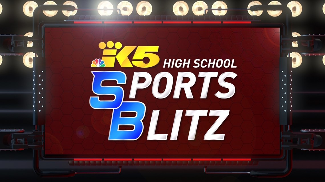 WATCH: KING 5 High School Sports Blitz