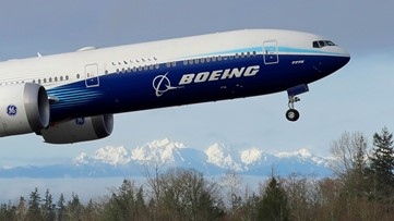 Late-night testing of Boeing 777X draws noise complaints