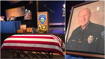 Hundreds remember Interim Lynden Police Chief at memorial service