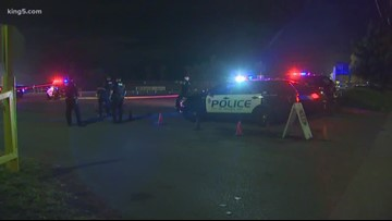 Man shot in parking lot of Wild Waves in Federal Way