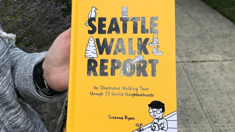 Seattle Walk Report 3
