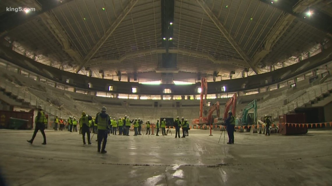 New Arena at Seattle Center will cost $930 million