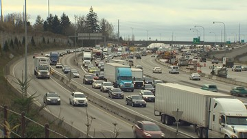 New I-5 traffic meters in Tacoma, Fife cause backups