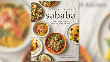 New cookbook Sababa is the ultimate everyday guide to the Israeli kitchen