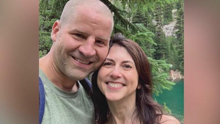 MacKenzie Scott marries Seattle science teacher after Bezos divorce